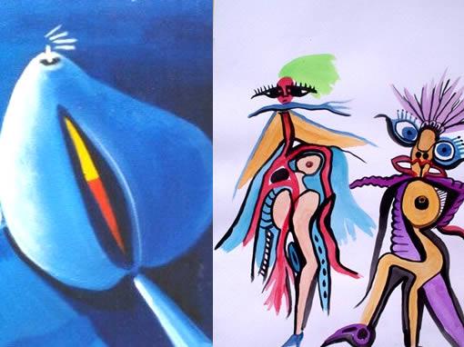 Talleres de Pintura, Dibujo y Diseño